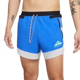 Nike Short Trail Runnings Dri Fit Flex Stride Blu Uomo