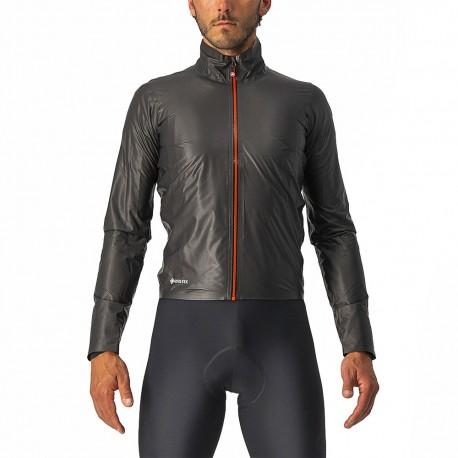 Castelli Giacca Ciclismo Idro 3 GORE-TEX Nero Uomo