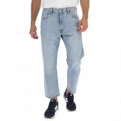 Levi's Jeans 551z Crop Blu Chiaro Uomo