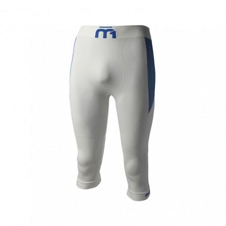 Mico Sport Calzamaglia Termica 3 4 M1 Skintech 7024 Bianco Uomo
