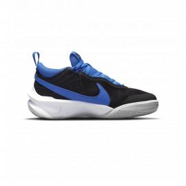 Nike Team Hustle D 10 Gs Nero Blu Bambino