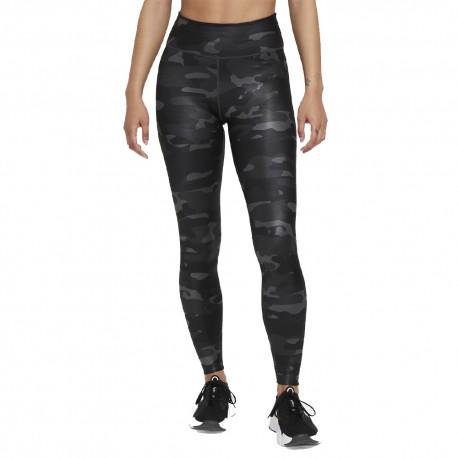 Nike Leggings Camouflage Pack Nero Donna