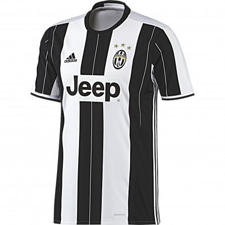 Adidas T-Shirt Mm Juve Home Bianco/Nero