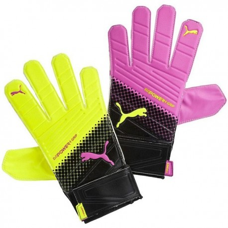 Puma Guanto Evopower Grip 2.3 Rc Rosa/Giallo