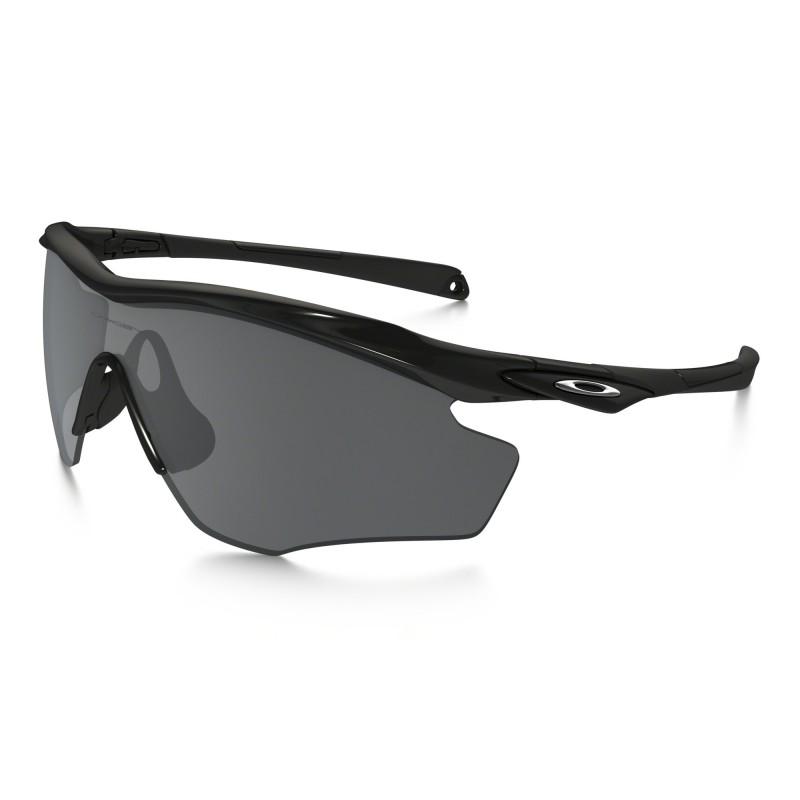 design innovativo 693ed c4d0d Oakley Occhiali Da Sole M2 Frame XL Nero Opaco Nero Uomo
