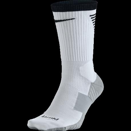 Nike Calzettone Stadium Football Crew White/Black