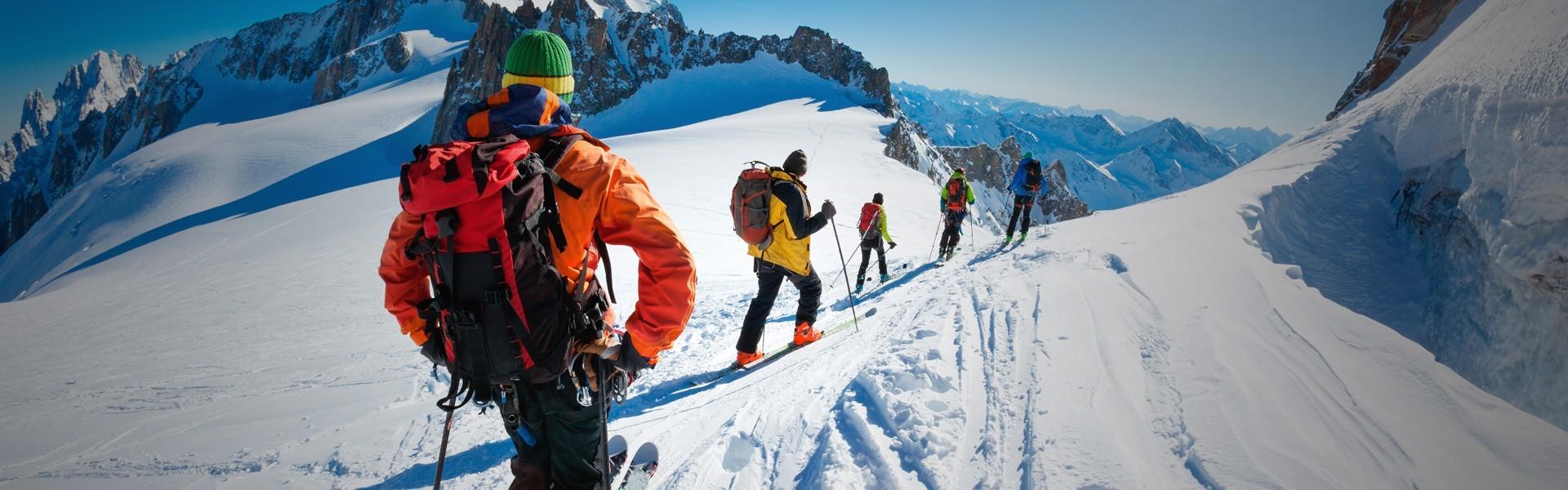Abbigliamento Sci alpinismo