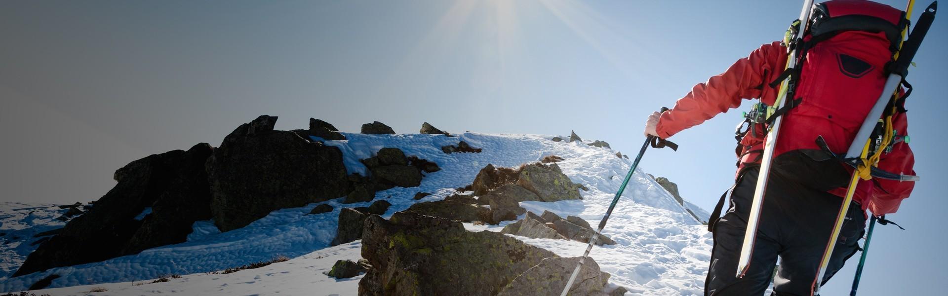 Attrezzatura Sci alpinismo