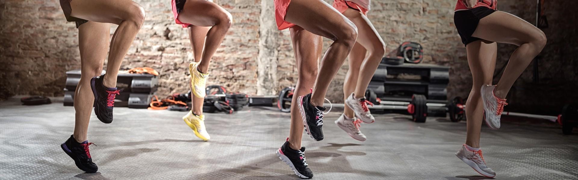 Scarpe Palestra e training