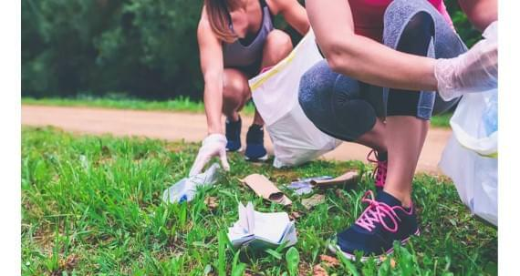 Plogging is the new Running