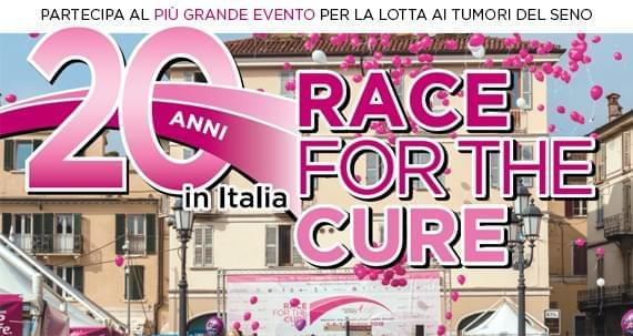 RACE FOR THE CURE - 27/29 Settembre 2019