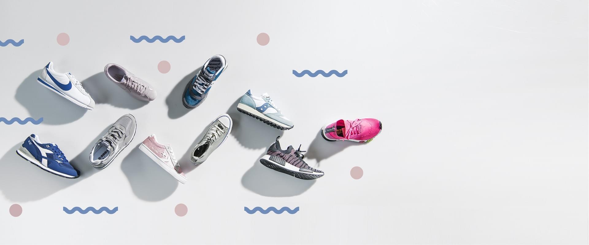 Saldi estivi sneakers