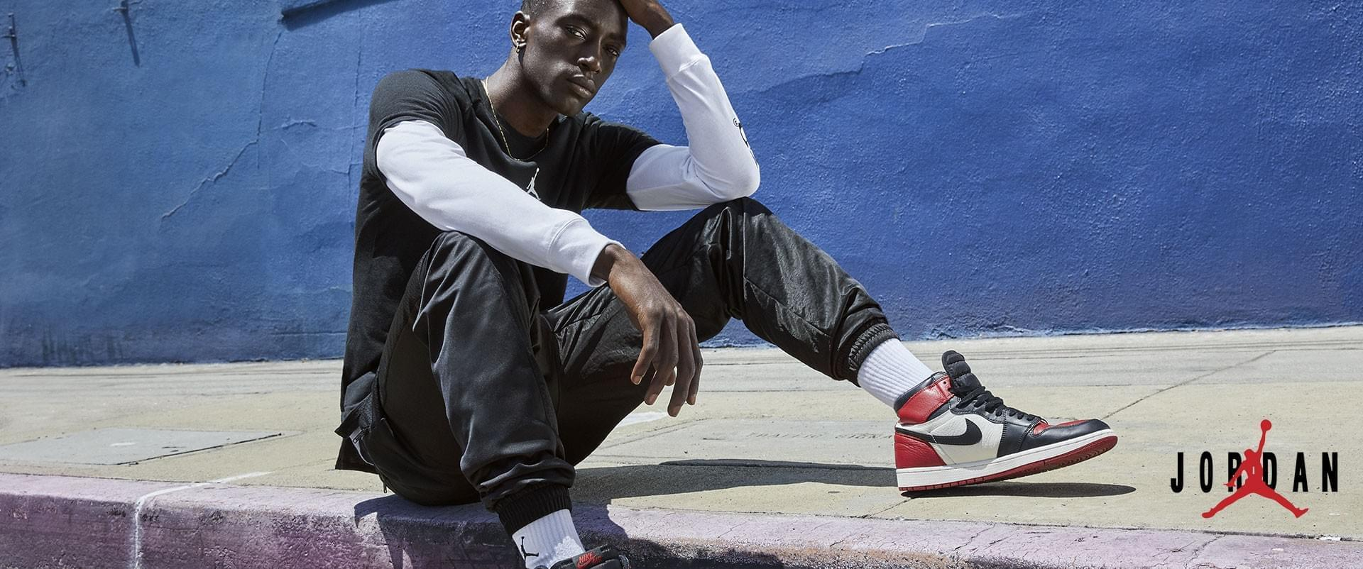 Scopri i nuovi arrivi della Linea Nike Jordan