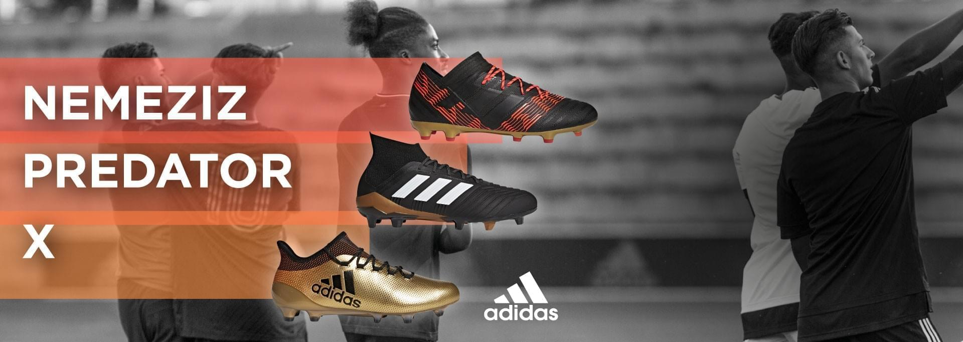 Offerte Adidas calzature calcio