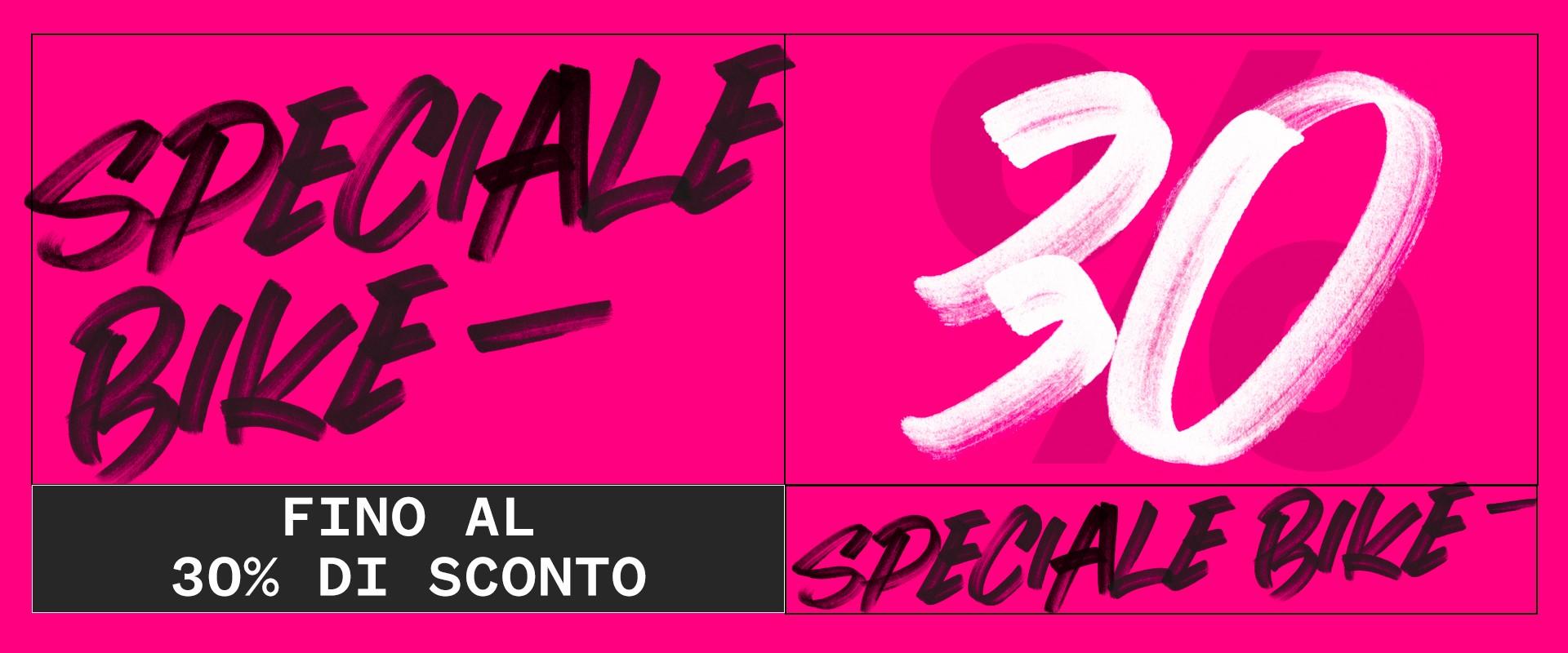 Speciale Ciclismo | Sconti fino al 30%